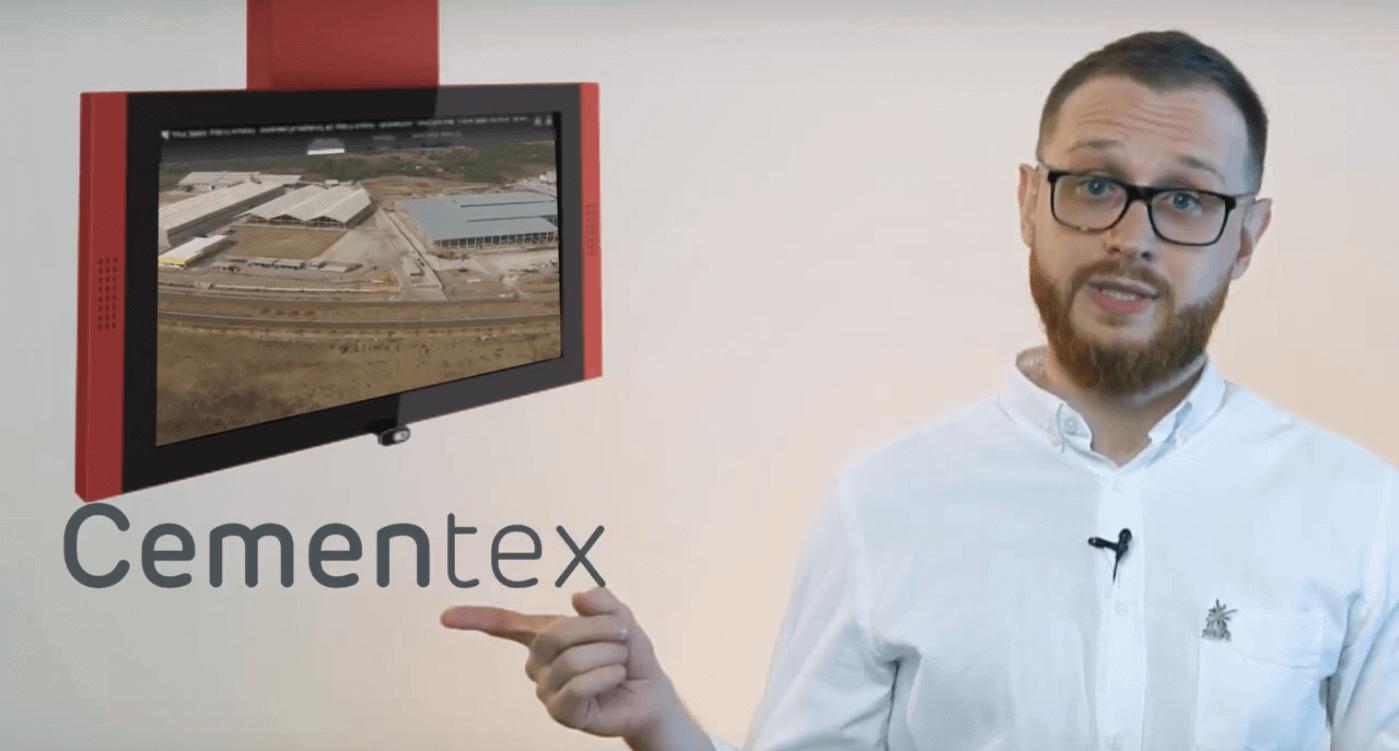 Фіброцементні плити Cementex - Cementex Siniat